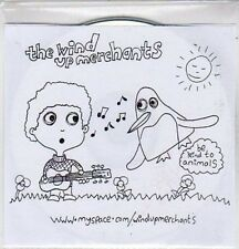 (BO991) The Wind Up Merchants, Be Kind to Animals - 2007 DJ CD