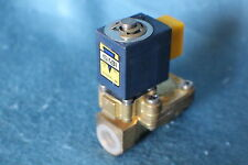 "Magnetventil 1fach Sirai 230V Messing  3/8""  #926"
