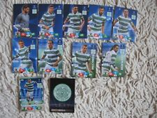 PANINI ADRENALYN XL CHAMPIONS LEAGUE 2014  CELTIC COMPLETE  FANS  13/14