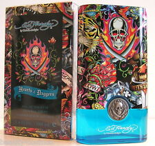 Ed Hardy by Christian Audigier  Hearts & Daggers for Men 100 Spray Neu OVP