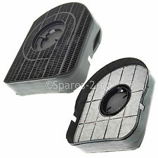 CANNON Type 200 Carbon Charcoal Filters Cooker Hood Vent Extractor x 2