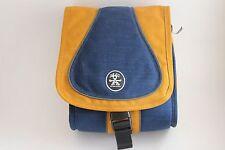 Yellow Blue Crumpler Camera Bag