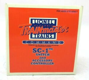 LIONEL 6-12914 TMCC SC-1 SWITCH & ACC. CONTOLLER