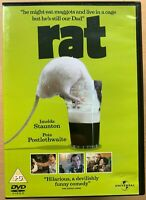 Rat DVD 2000 Irish Family Comedy with Pete Postlethwaite and Imelda Staunton