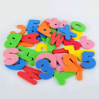 36pcs/set Bath Toys 10 Numbers 26 Letters Foam Baby Floating Bathroom Play Toy