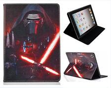 For Apple iPad 2 3 4 Star Wars Jedi Dark Side Kylo Ren Vader Sith Case Cover