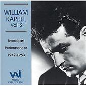 William Kapell Vol.2  CD NEW