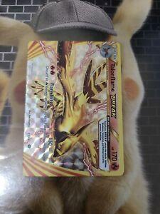 Talonflame BREAK 21/114 ultra rare holo STEAM SIEGE pokemon card near mint