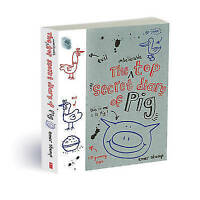 The Unbelievable Top Secret Diary of Pig, Stamp, Emer , Good | Fast Delivery