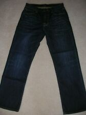 Lucky Brand Men's 181 Relaxed Straight Fit Jeans, Size 30 waist x 30 Length