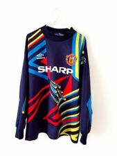 quality design 7accd 12fc7 Manchester United Goal Keepers Kit Football Shirts for sale ...