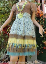 """SAVE THE QUEEN : robe série """"CHAMPETRE"""" neuve, étiquetée - été 2013 valeur 318€"""