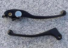 Honda CBR929RR CBR929 CBR 929 RR 929RR BLACK FRONT BRAKE & CLUTCH LEVERS