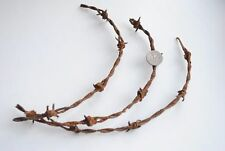 Old Barbed Wire - Dug Relics from WWI German bunker - WW1 Antique Vintage Relic
