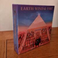 EARTH, WIND & FIRE - ALL 'N ALL JAPAN MINI LP CD BOX