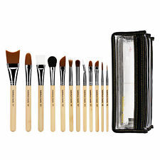 Bdellium Tools Makeup Brush Set Special Effects 12 Pcs + Pouch (2nd Collection)