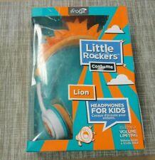IFROGZ LITTLE ROCKERS LION COSTUME, PLEASE READ!! R102