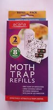 Acana Moth Monitoring Trap refills – Each Pack contains 2 refills