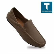 Melvin Men's Fashion Sneakers Slip On Shoes - (BROWN)  SIZE 43