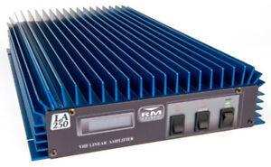 RM LA250 - 140-150MHz (200W) Linear Amplifier