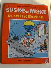 Suske en Wiske De speelgoedspiegel Fina uitgave 1994