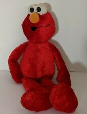 "Fisher-Price Sesame Street 2002 LARGE ELMO 22"" Plush STUFFED ANIMAL"