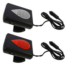 12V Car Auto Heater Cooling Fan Windshield Defroster Demister w/ Air Purifier