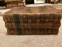 Rare, Voyage round the World by La Perouse, 3 volʻs, 2nd Edition, 1799