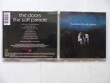 CD Album THE DOORS The soft parade 7559-75005-2