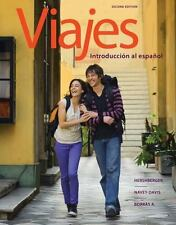 Viajes : Introduccion Al Espanol by Guiomar Borrás A., Robert Hershberger and S…