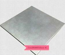 "Titanium Ti Grade 5 Gr.5 ASTM B265 Plate Sheet 1.5mm x 300mm x 300 mm 12"" X 12"""