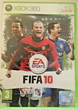 XBOX 360 Live FIFA 10