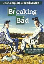 Breaking Bad : Season 2 DVD NEW & SEALED - FREE DELIVERY