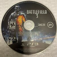Battlefield 3 EA Sports War Shooter 2011 Playstation 3 Disc Only Video Game