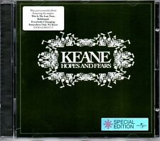 Keane - Hopes And Fears Special Edition 12 Tracks CD Perfetto