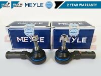 FOR CLIO 2.0 SPORT 172 182 2x FRONT OUTER STEERING RACK TRACK ROD ENDS MEYLE