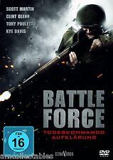 DVD - BATTLE FORCE - Film en Blu-rays Todeskommando lumière - NEUF/emballé