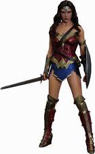 Gal Gadot as WONDER WOMAN Hot Super Hero - Full Body Window Cling Sticker Decal