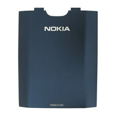 Genuine Original Batteria Back Cover per Nokia c3-00 c3 00 Grigio