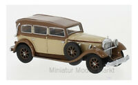 #87726 - BoS-Models Mercedes 770 (W07) Closed Convertible - beige - 1930 - 1:87
