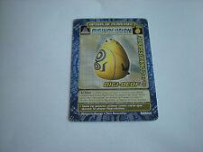 Carte Digimon Digi-oeuf de la connaissance !!!