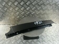 BMW 1 B PILLAR EXTERIOR TRIM  1 SERIES E87 REAR LEFT DOOR N/S/R BLACK 7068101