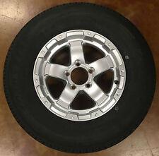 ST205/75 R14 Triton 06193 Class C Trailer Tire With Aluminum Rim