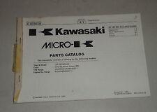 Parts List / Teilekatalog Kawasaki KEF 300 A 3 von 1997