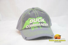 Duck Commander Lime and Charcoal Youth Hat