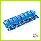 8 Canali relè Modulo Schede 5V Fotoaccoppiatore 2 Arduino Raspberry 004