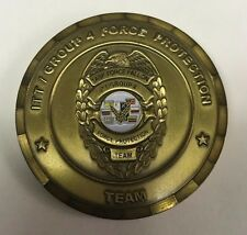 US Army Task Force Falcon ITT Group 4 Force Protection Team Battle Carry Damage