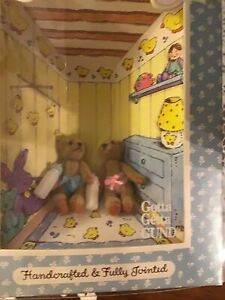 The Littlest Bears By Gund 1994