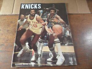 3-A KNICKS Basketball program Oct 9, 1975 Vol. 9, No. 1