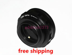 High-quality M46 to M42 mount Adjustable Focusing Helicoid adapter 17mm~31mm